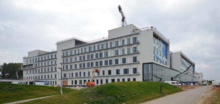 Operationssäle 'Algemeen Ziekenhuis Sint Maarten' in Mechelen (Belgien)